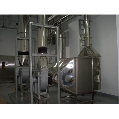 Dry Type: Activated carbon adsorption equipment