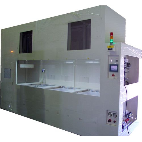 Parts cleaner for Semiconductor factory