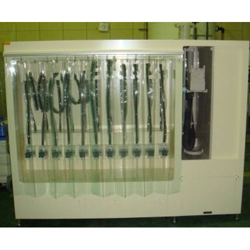 Simple filling and packaging equipment